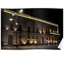 Presidential Palace Valletta MALTA Poster