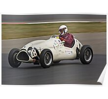 Cooper Bristol MKII 7/53 Poster