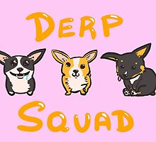 Derp Squad - Corgi Mix by Deezer509
