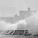 Stormy Day in Havana by Kasia Nowak