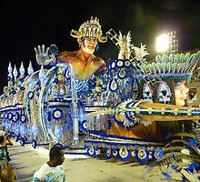 Carnival in Rio by Quasebart