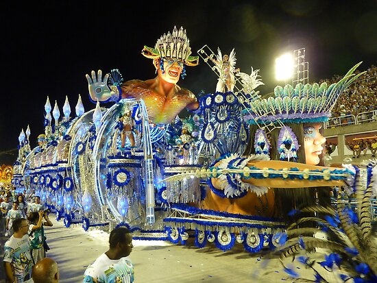 Carnival in Rio by Quasebart