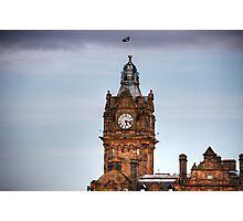 Balmoral Clock Tower Photographic Print