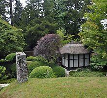 Japanese Pagoda II - Tatton Park by Chris Monks