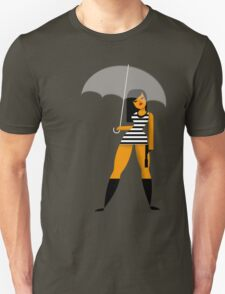 Umbrella girl T-Shirt