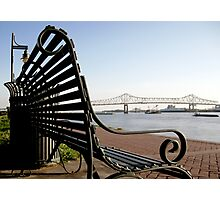 """Mighty Mississippi"" Photographic Print"