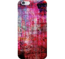 the city 24 iPhone Case/Skin