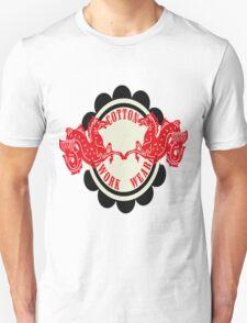 Horse Stamp Unisex T-Shirt
