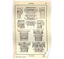 A Handbook Of Ornament With Three Hundred Plates Franz Sales Meyer 1896 0225 Supports Capital Poster