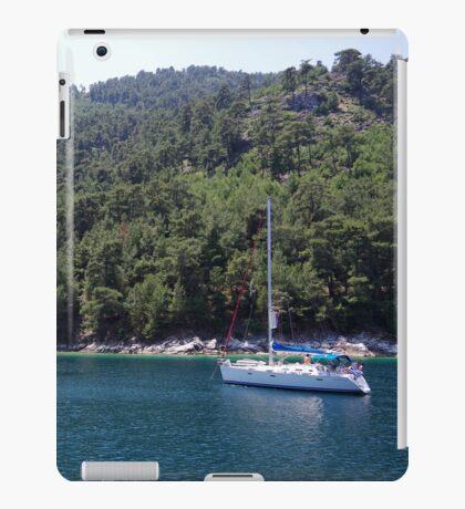 Boats In The Summer iPad Case/Skin