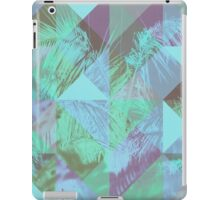 Triangle Palms iPad Case/Skin
