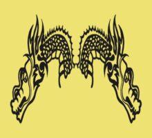 DragonHeads by Obreja Iulian Andrei