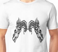 DragonHeads Unisex T-Shirt