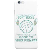 Soft Serve iPhone Case/Skin