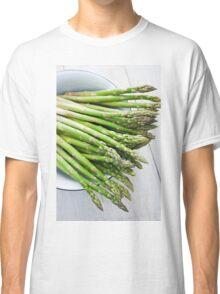 Green asparagus Classic T-Shirt