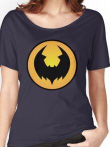 Batman-GCPD Drop Ship Logo 2015 Women's Relaxed Fit T-Shirt