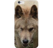 Badass Dingo iPhone Case/Skin
