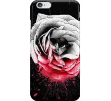 Blood Rose iPhone Case/Skin