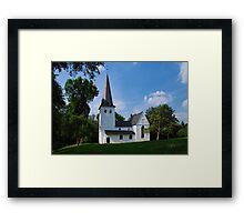 Bunte Kirche Framed Print