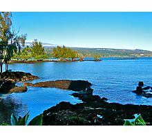 Hilo Bay Photographic Print