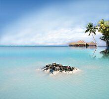 Blue Lagoon by Atanas Bozhikov