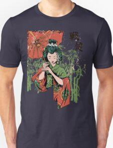 Japan girl Unisex T-Shirt