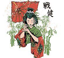 Japan girl by MrNicekat