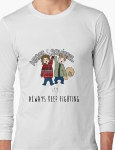 moose&squirrel say #AKF T-Shirt