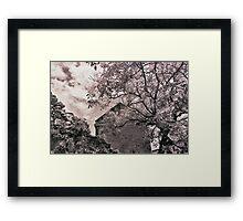 Štanjel sky Framed Print