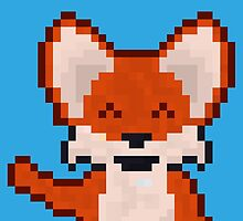 Renard Pixel by LeDragon