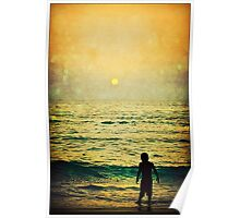 *Lonely planet* Poster