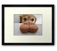 Patience Framed Print