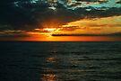 North Atlantic Sunset by WatscapePhoto