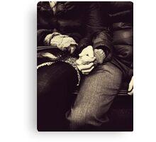 Hold Tight | Love Canvas Print