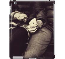 Hold Tight | Love iPad Case/Skin
