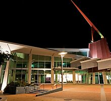 Redland Performing Arts Centre by Beth  Wode