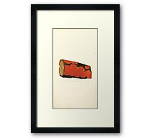 Coloured figures of English fungi or mushrooms James Sowerby 1809 0805 Framed Print