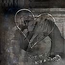 With a Kiss by Jeff Clark