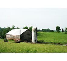 Virginia Farms Photographic Print