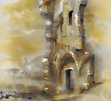 St Anthony's Chapel ....1843 y by andy551