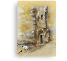St Anthony's Chapel ....1843 y Canvas Print