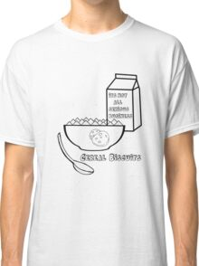 Cereal Biscuits Classic T-Shirt