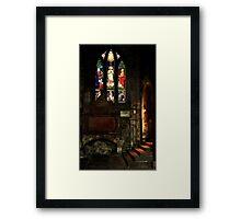 ST. ANDREWS CASTLE SCOTLAND Framed Print