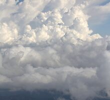 Cumulonimbus Cloud by arad1320
