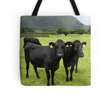 Kerry cows Tote Bag