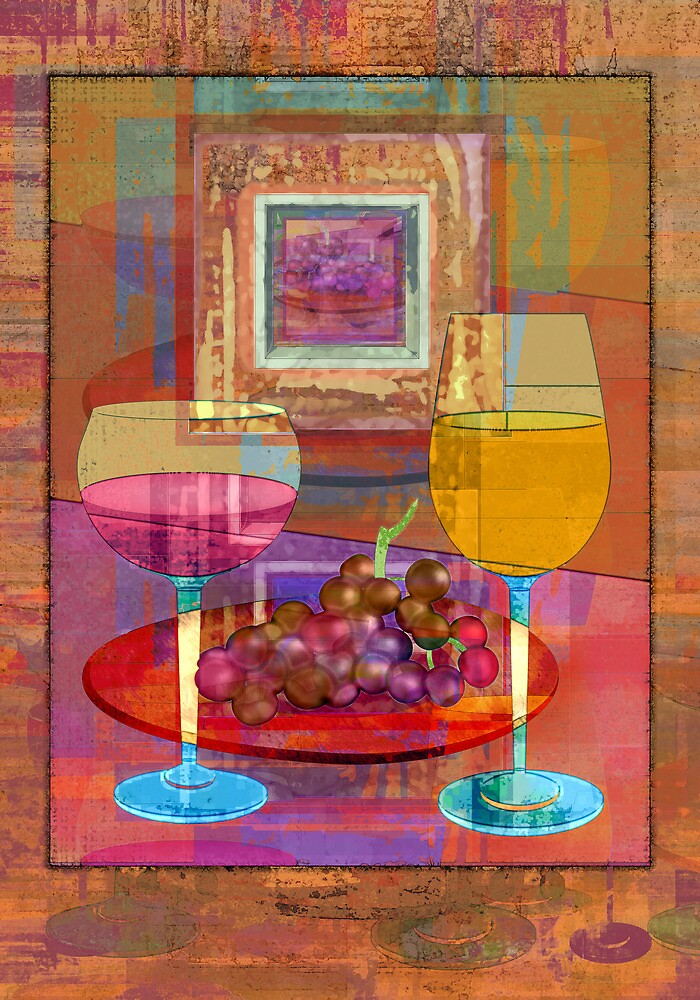 Wine by evisionarts