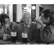Irish bar  Photographic Print