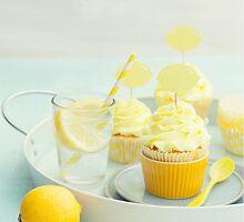 Lemon cupcakes by Elisabeth Coelfen