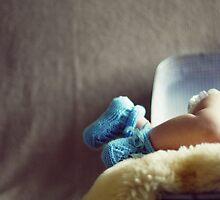 Little Feet by Katie Weychardt