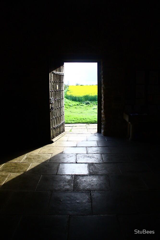 Doorway to St. Peter's by StuBees